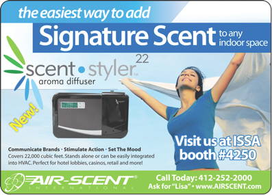 Advert: http://www.airscent.com/