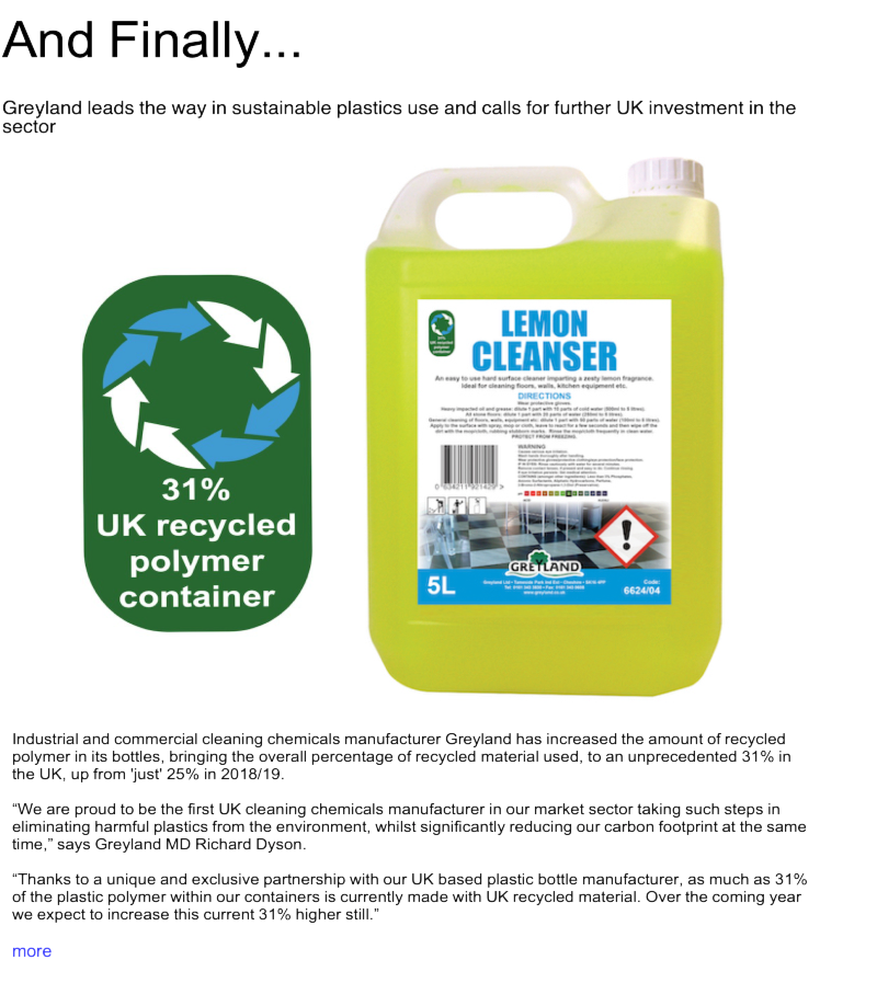 Advert: https://www.thecleanzine.com/pages/18452/greyland_leads_the_way_in_sustainable_plastics_use_and_calls_for_further_uk_investment_in_the_sector/