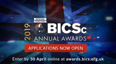 Advert: https://awards.bics.org.uk/?utm_source=Cleanzine&utm_medium=Digital%20advert&utm_campaign=Award%20Applications