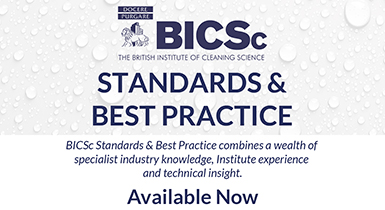 Advert: https://www.bics.org.uk/product/standards-best-practice/