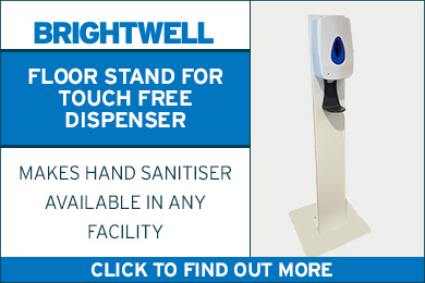 Advert: https://www.brightwell.co.uk/news/floor-stand