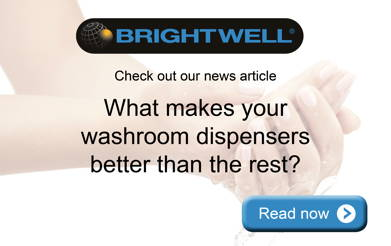 Advert: http://www.brightwell.co.uk/news/What-makes-your-washroom-dispensers-better-than-rest