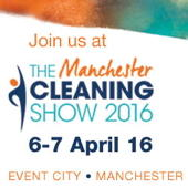 Advert: http://cleaningshow.co.uk/manchester