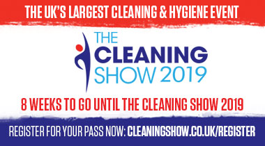 Advert: https://cleaningshow.co.uk/london