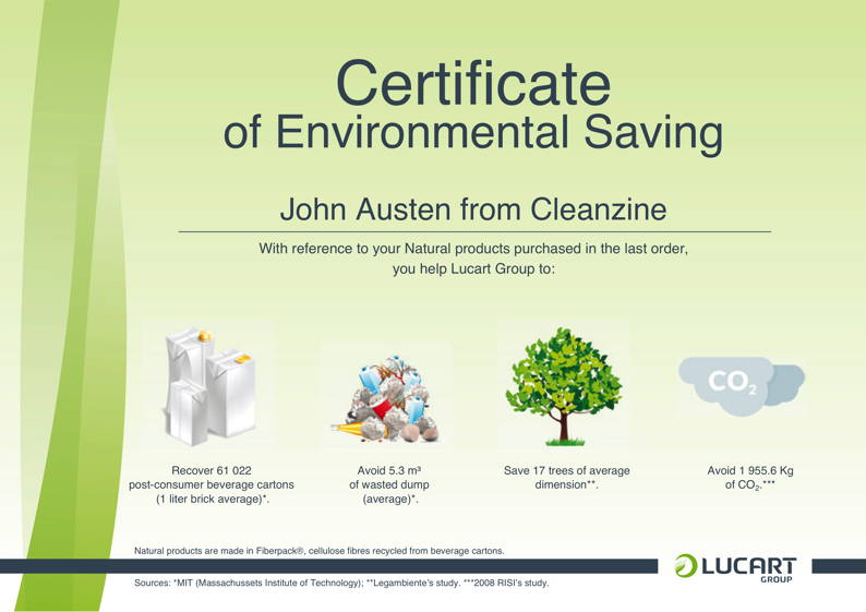 * Environmental-Saving-Certificate.jpg