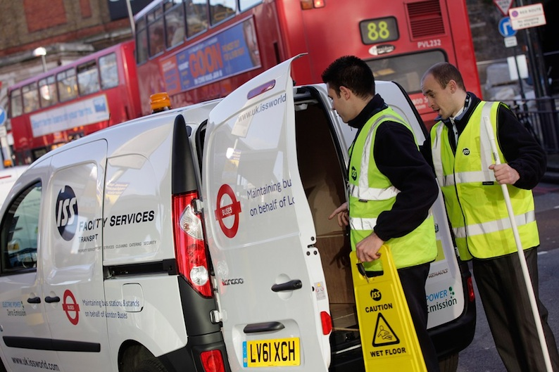 Transport Cleaning Services : Transport for london awards greener cleaning contract