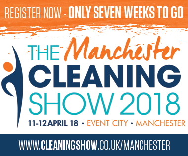 Advert: http://www.cleaningshow.co.uk/manchester