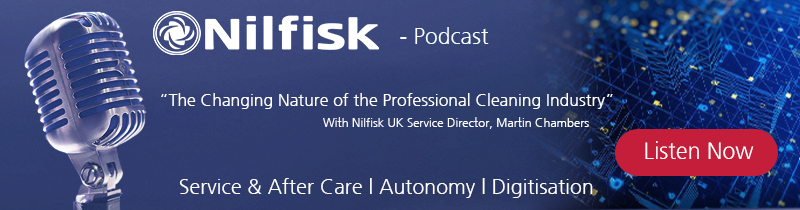 Advert: https://www2.nilfisk.com/Podcast/Nilfisk-Insights?utm_campaign=Poadcast%201&utm_source=Other&utm_medium=Banner&utm_content=Cleanzine