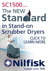 Advert: https://www.nilfisk.co.uk/en/cases/Stand-On-Scrubber-Dryers/Pages/Stand-On%20Scrubbers.aspx