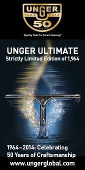 Advert: http://www.ungerglobal.com/uk/default/unger-ultimate