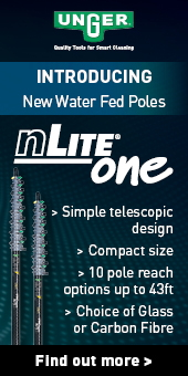 Advert: http://www.ungerglobal.com/uk/default/products/pure-water-cleaning/nlite-pole-system/nlite-one