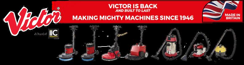 Advert: https://www.victorfloorcare.com/